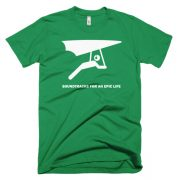 """Soundtracks for an Epic Life"" T-Shirt (Hang Glider)"